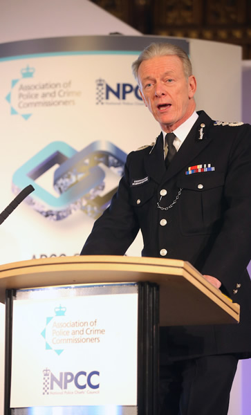 Association of Police and Crime Commissioners  (APCC) and National Police Chiefs' Council (NPCC) Partnership Summit 2016